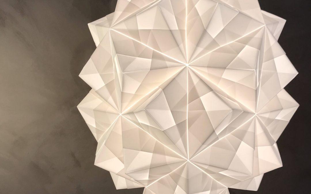 Flere lamper kræver mere plads – Sonobe Light flytter