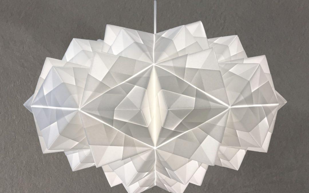 Sonobe Light – nye store lamper
