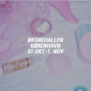 31. okt -1. nov 2020 er der Finderskeepers Designmarked i Øksnehallen