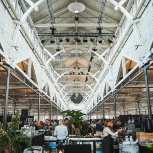 Finderskeepers designmarked i Øksnehallen